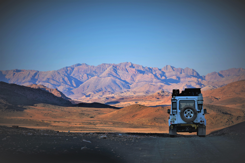 Afrique du Sud : la route du sud