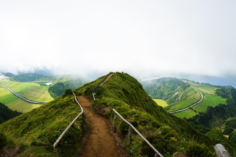 Portugal : Lacs et volcans des Açores