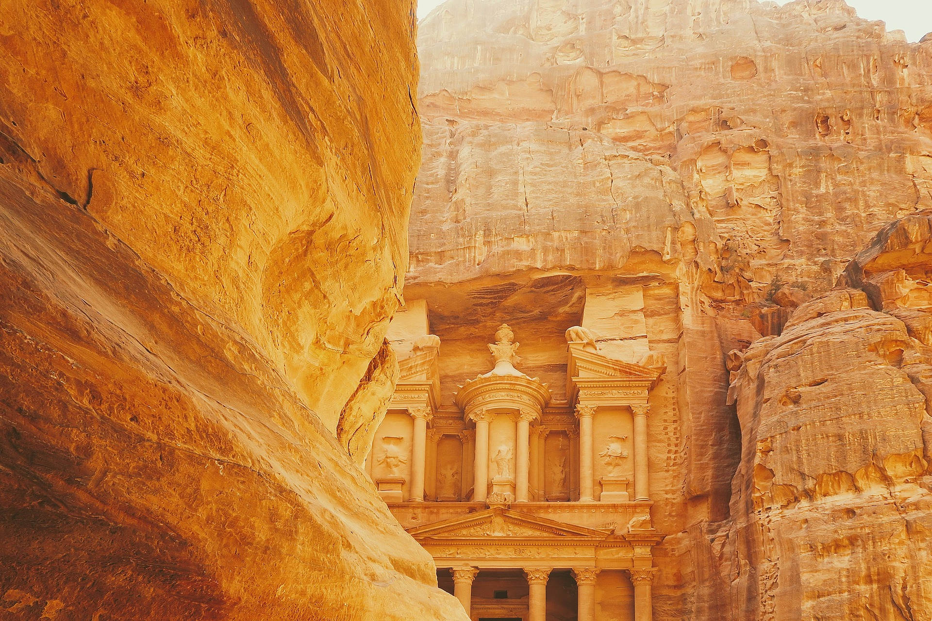 Les aventuriers de la Jordanie perdue