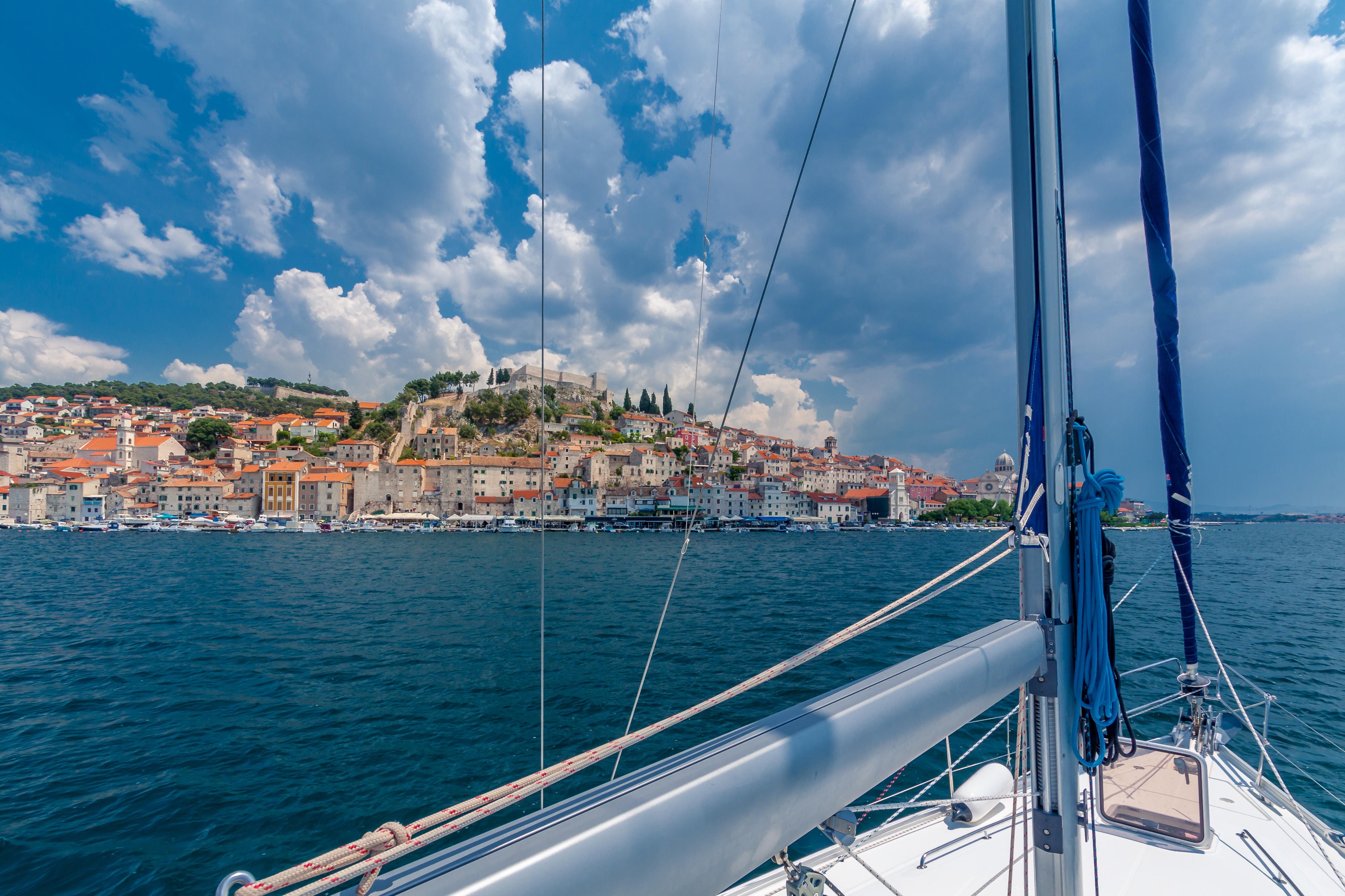 Découverte des îles croates, Dubrovnik et Split