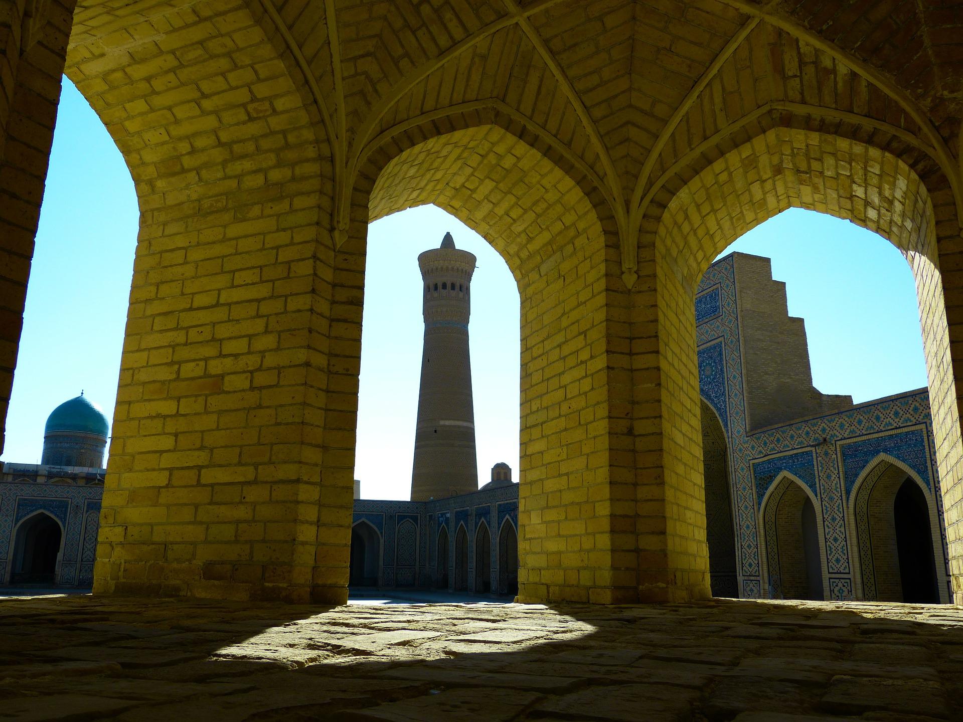 L'histoire Ouzbek