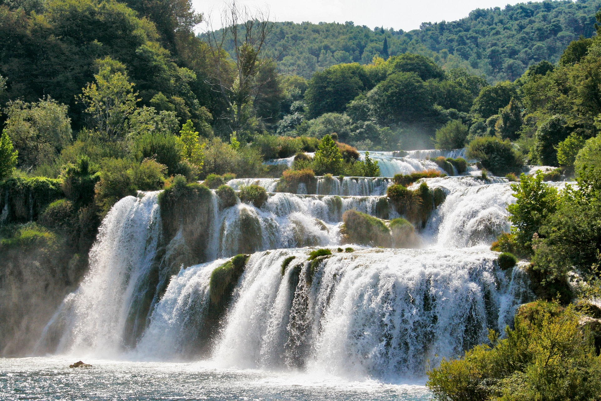 Découverte des parcs nationaux croates