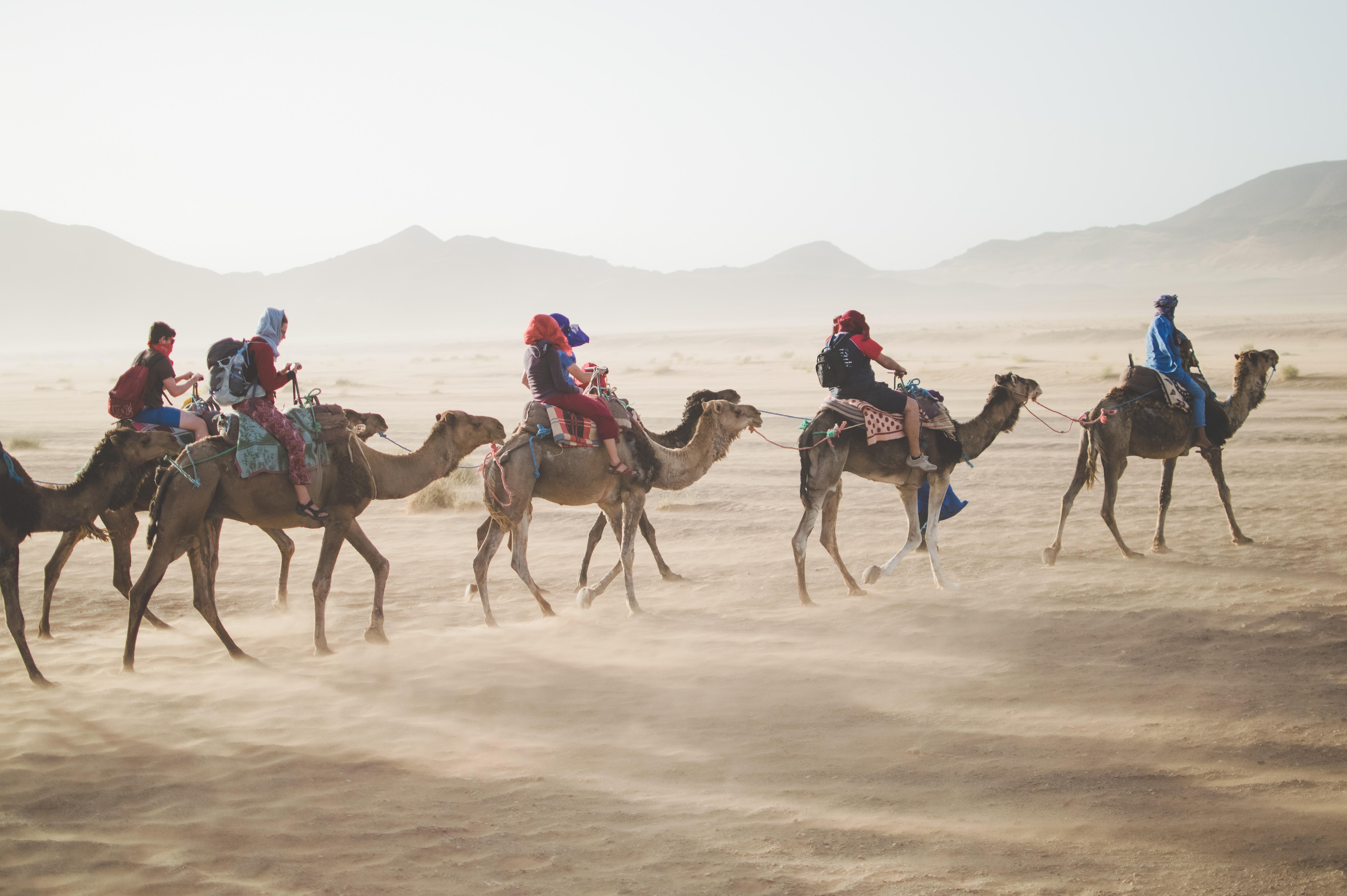 Traversée du Maroc