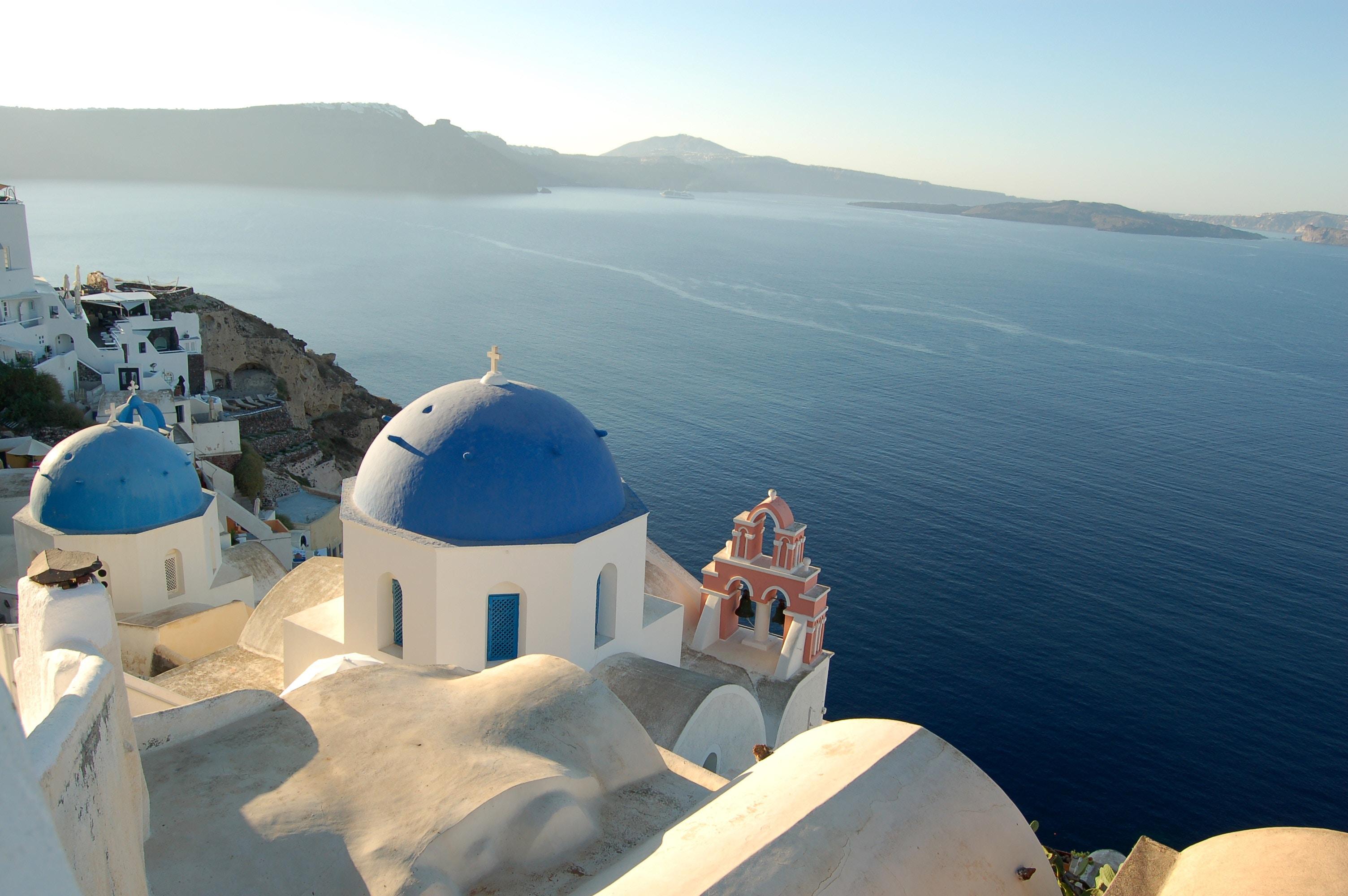 Tour de la Grèce et Cyclades