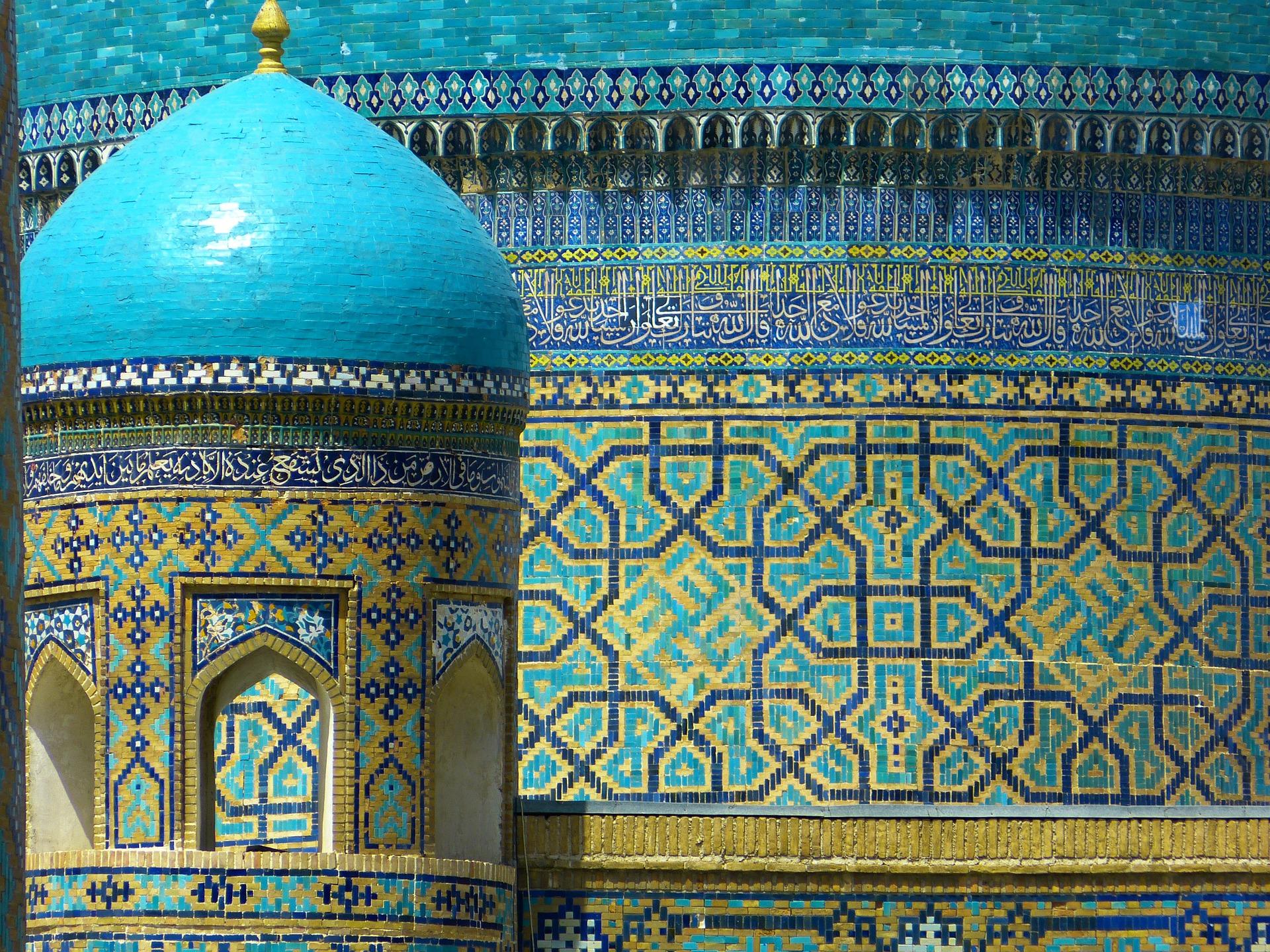 L'Ouzbékistan au fil de l´histoire