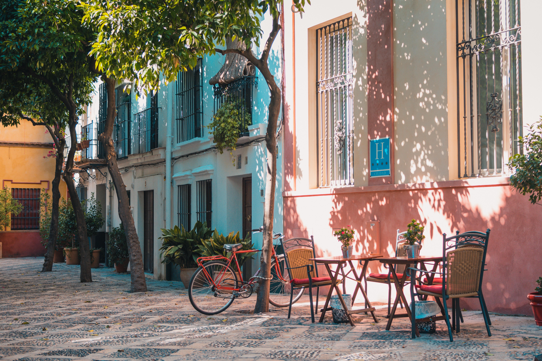 Espagne : promenade andalouse