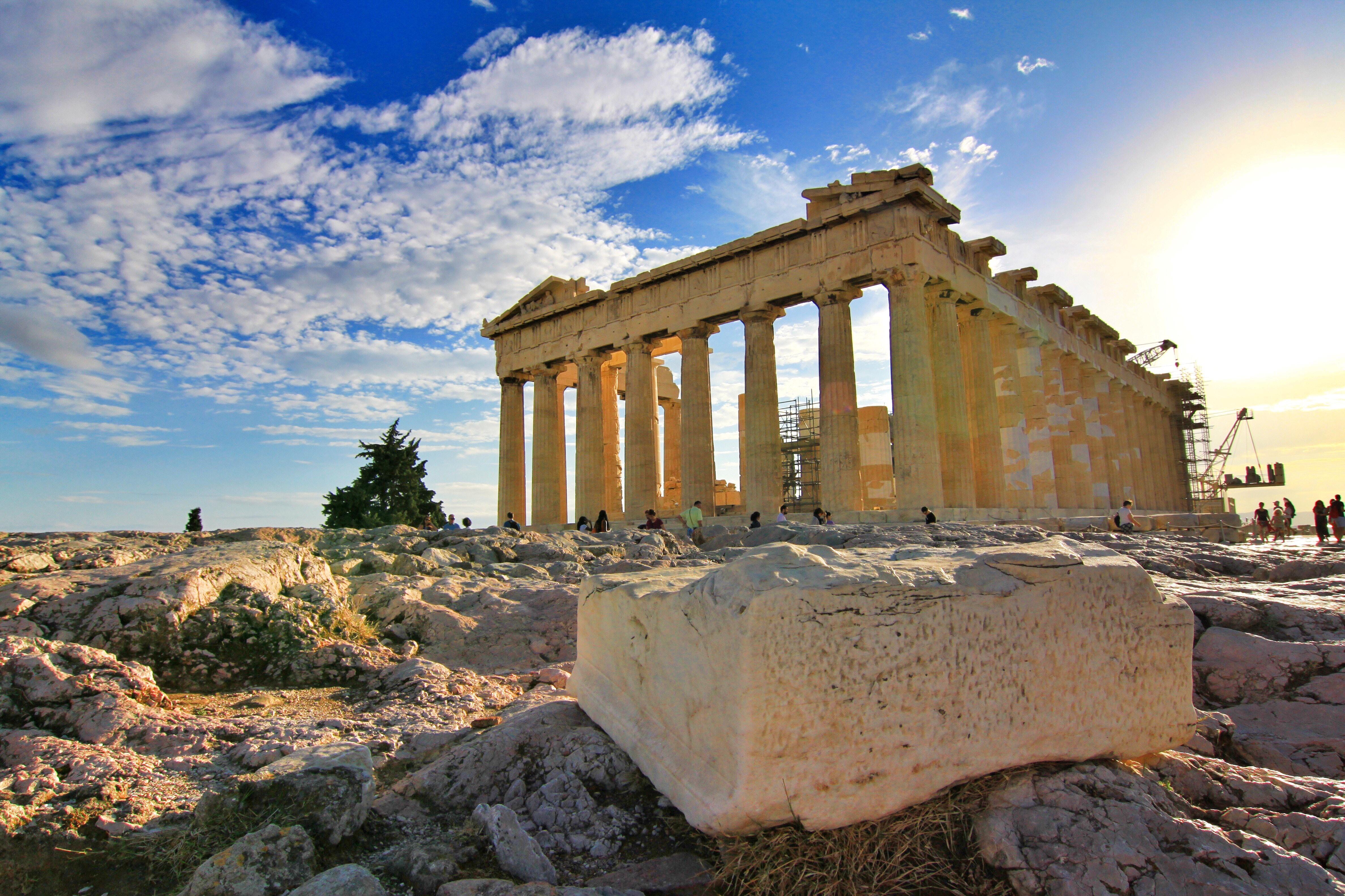 Grèce classique et météores