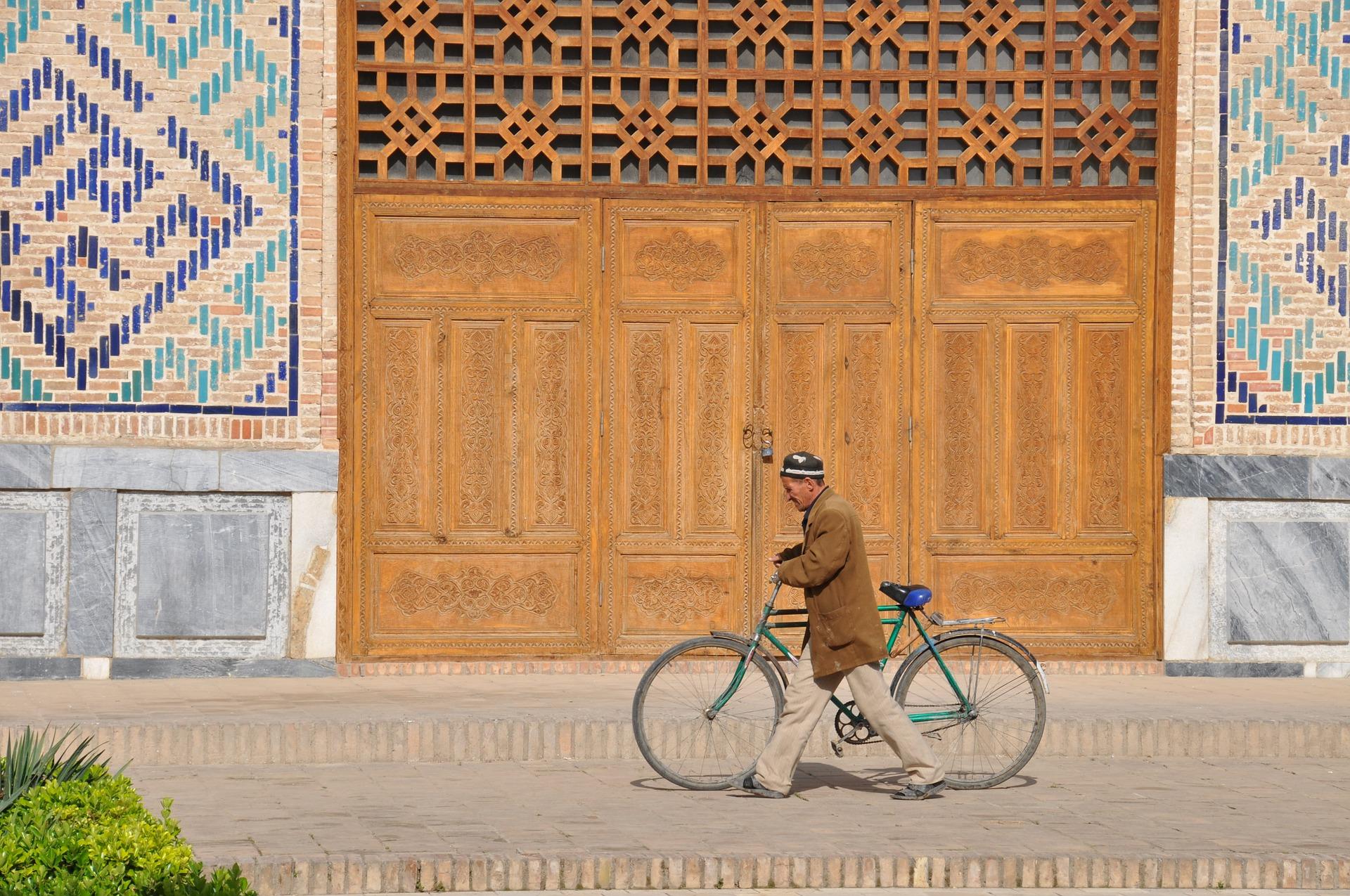 Ouzbékistan : en route pour le chemin de la soie !